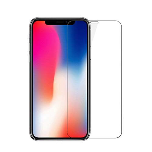 Tailbox [2-Pack] Screen Protector Compatible with Apple iPhone XS Max (6.5 inch 2018) Ultra Slim Clear HD Tempered Glass Screen Protector Anti-Scratch Case Friendly [3D Touch] with 99% Touch Accurate -