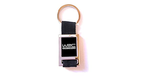 Llavero Sport GT WRC Negro (Metal/Tela): Amazon.es: Equipaje