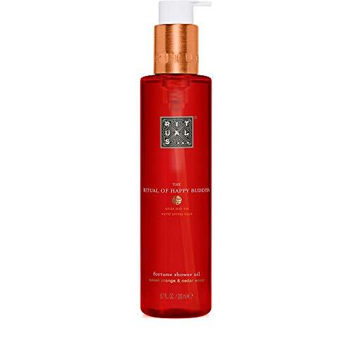 Rituals, The Rituals of Happy Buddha Shower Oil 6.7 fl. oz (Foam Orange Sweet Bath)