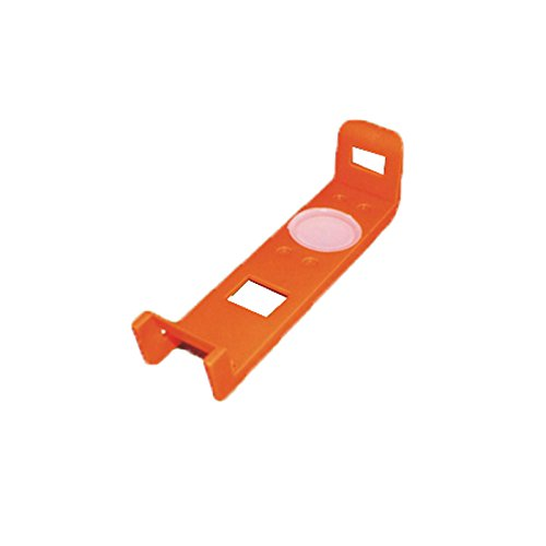 (c19-bk), color naranja Protectora Cartridge Clip de transporte para HP 564364862178,...