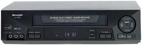 B00000J45M Sharp VCH993U Hi-Fi VCR 31HTZ5DRKDL.