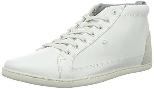 Boxfresh Trilyn Sh Lea Wht, Sneaker Alte Uomo Bianco (Wei? White)