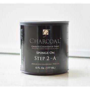 Giani Granite Step 2 Mineral Color - Charcoal 6oz