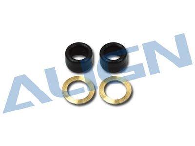 V2 Damper Rubber Black 80-deg 450 Sport