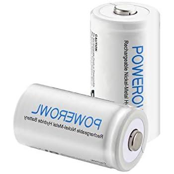 Amazon.com: GloFX Rechargeable AAA Battery Set Reusable