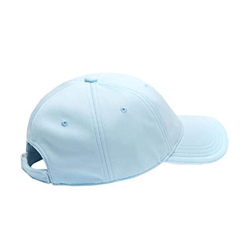 Blu bianco baseball da Lacoste da Azzurro Berretto uomo n7X1q0x
