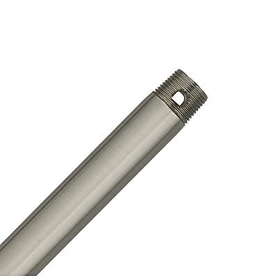Hunter 26021 24-Inch Downrod, Brushed Nickel