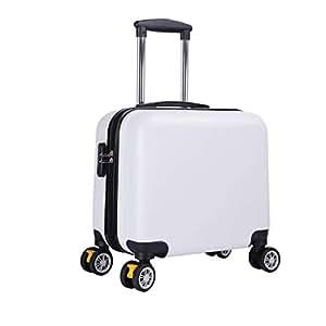 Nosterappou Maleta con ruedas, asa retráctil ligera, maleta con ruedas portátil de la oficina