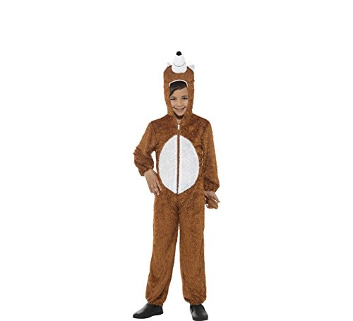 Smiffys Fox Costume, Brown,