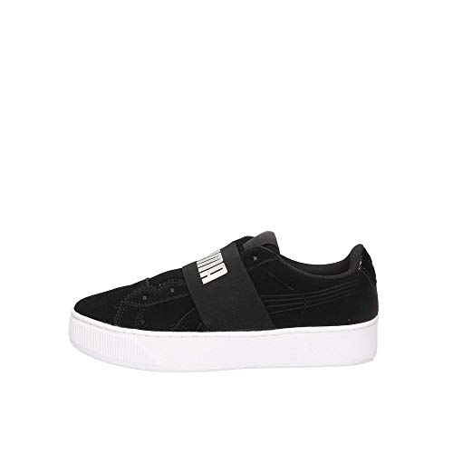 367656 Puma 01 Sneakers Donna Nero UHaHxw
