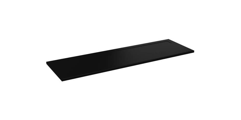 6-Foot Worktop Bench Surface in Black - Ulti-MATE Garage by Ulti-MATE Garage