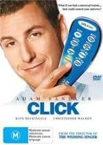 Click [Edizione: Regno Unito] [Italia] [DVD]