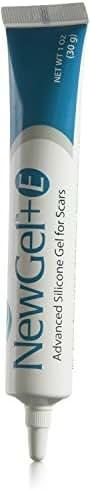 NewGel+E Advanced Silicone Gel for Scars - 30 grams by NewGel+