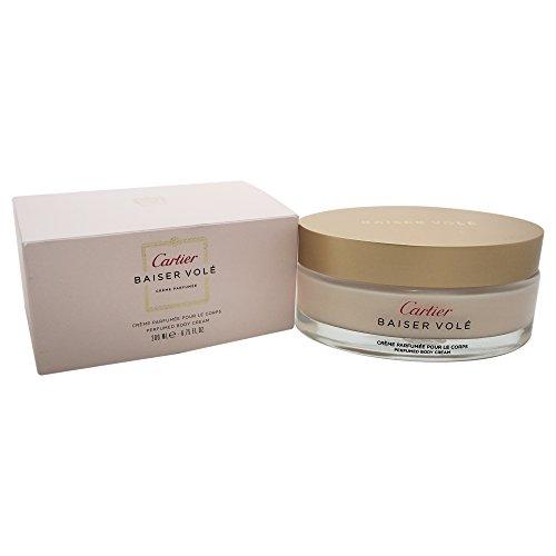 Cartier Baiser Vole Women's Body Cream, 6.75 Ounce ()