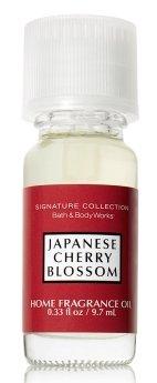 Bath & Body Works Japanese Cherry Blossom Home Fragrance Oil .33 Oz