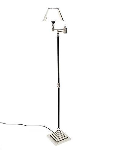 Diseño de pie Lámpara de techo Proyección pantalla Metal Modern ...