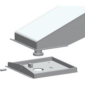 PullRite Pulliam Enterprises, 331756 Superglide Quickconnect Capture Plate - Trailair Rototflex by PullRite