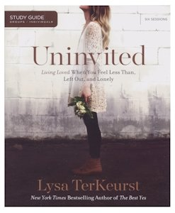 Uninvited by Lysa Terkeurst (Study Guide)