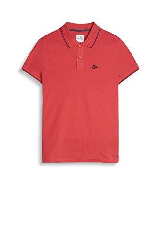 edc by Esprit, Polo para Hombre Rojo (Red)