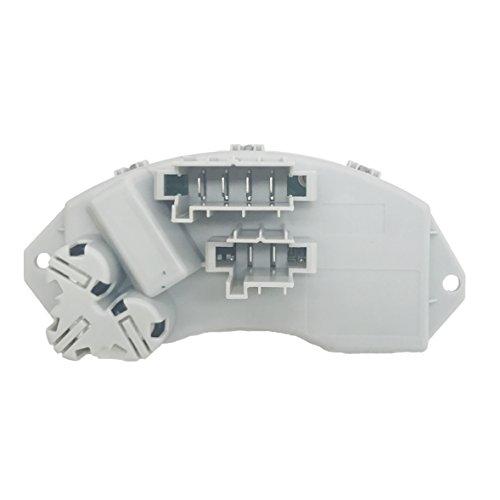 2007 bmw blower motor resistor - 8