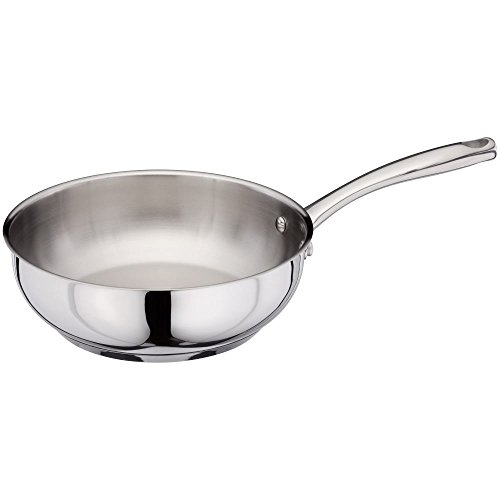 Stellar Speciality Cookware 24cm Stainless Steel Chef S