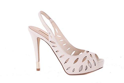 Straps Cream Highheels Pumps Pumps Creme Women's GUESS Stilettos Plateau qFF4H