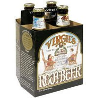 Virgil's Soda Root Beer 4pk (Wintergreen Root Beer)