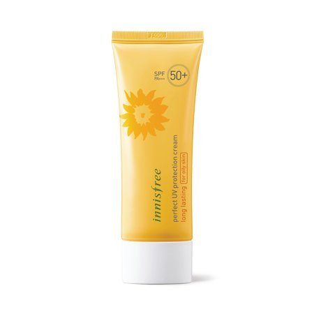Innisfree NEW Perfect UV Protection Cream Long Lasting For Oily Skin 100ml [WATER (Cream Uv Protection)