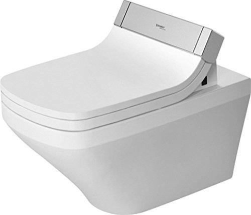 Duravit 2542590092 Durastyle Toilet Bowl Wall-Mounted Rimless