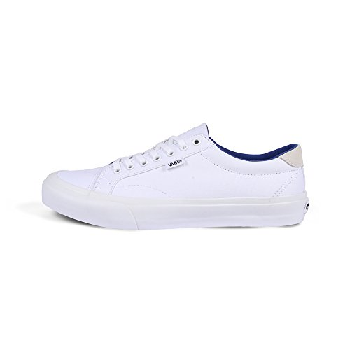 Vans Court Runde Toe Canvas Sneakers Weiß