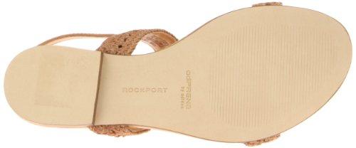 Sandal Nahara Women's Rockport Woven HBand Biscotti 0IW1T