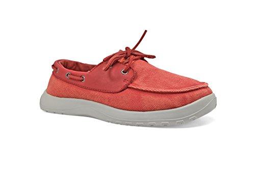 Softscience Cruise Comfort Casual Mannelijke Schoenen Rood