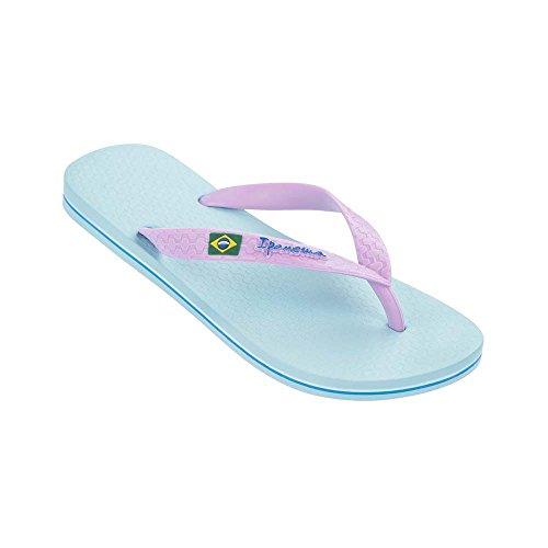 IPanema Brasil Fem 80408 - Sandalias de caucho para mujer, color lila