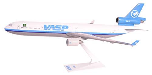 VASP MD-11 Airplane Miniature Model Plastic Snap Fit 1:200 Part#AMD-01100H-020 ()