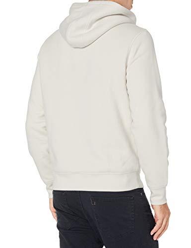 Amazon Essentials Men's Sherpa Lined Full-Zip Hooded Fleece Sweatshirt