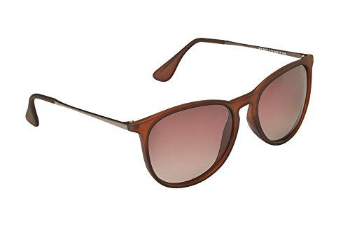 Bloomfield Wayfarer Cat Eye Polarized sunglasses for women 100% UV Protection BFE (Marbella, - Uv Sunglasses 100 Protection Women