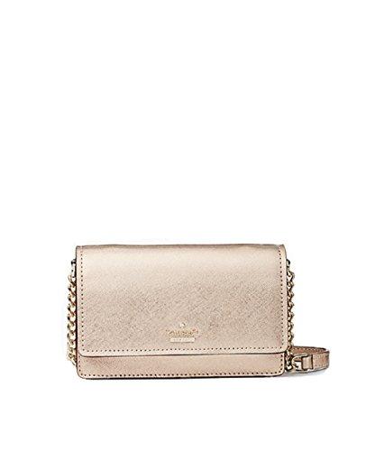 Kate Spade Gold Handbag - 2