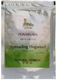 PUNARNAVA POWDER 100% USDA CERTIFIED ORGANIC – 250gm by Gopala Organic