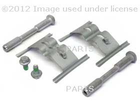 (Brake Pad Hardware Kit (Mounting Parts))