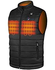 OUTCOOL Heated Vest for Men with Battery Insulated Heating Vest(Type:20MV02)
