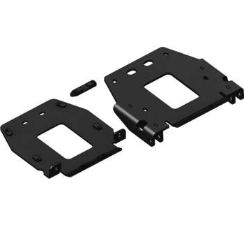 KFI Products UTV Plow Mount for Polaris 2016-2018 General 1000/4 and 2011-2018 RZR 4/900 900 EPS/XC, RZR S 1000/900 Models 105930 by KFI Products