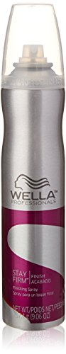 Wella Stay Firm Finishing Hair Spray for Unisex, 9.06 Ounce