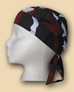 Flagline Brick - Camo EZDanna Headwrap