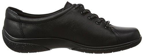 Jet Negro Hotter Zapatos Dew Black Mujer wSIS7q
