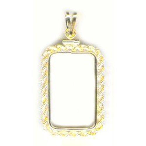 14k-gold-1-oz-credit-suisse-bar-rope-coin-bezel-frame-mount-24mm-x-41mm-x-225mm