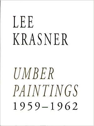 lee krasner the umber paintings 19591962
