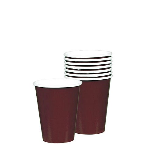 Berry Paper 9oz Cups 24ct