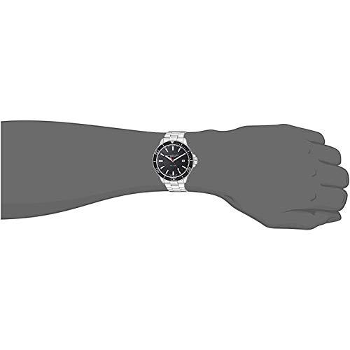 Raymond Weil herrarmbandsur 41 mm armband rostfritt stål kvarts 8260-ST1-20001
