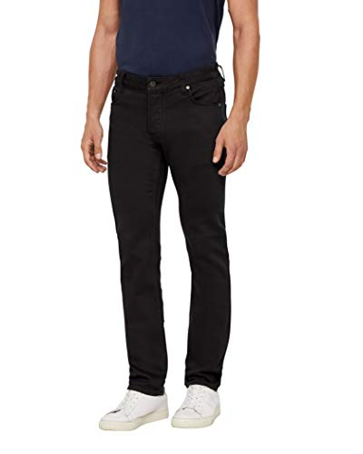 Nero Jeans solid solid Uomo solid Uomo solid Nero Uomo Jeans Nero Jeans nqwaxPCzH