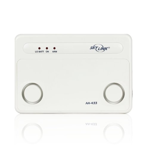 Skylink AA-433W Wireless Back-Up/ Secondary Security Burglar Alarm Accessory for SC Series  & AAA+ Systems.